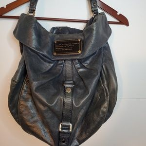 Marc by Marc Jacobs hobo bag navy blue